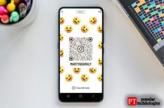 Как создать QR-код для Instagram
