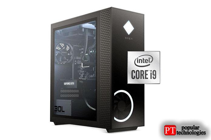 Настольный компьютер OMEN 30L Gaming