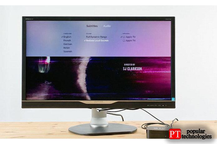 Новый Apple TV4Kработает натомже чипсете A12Bionic