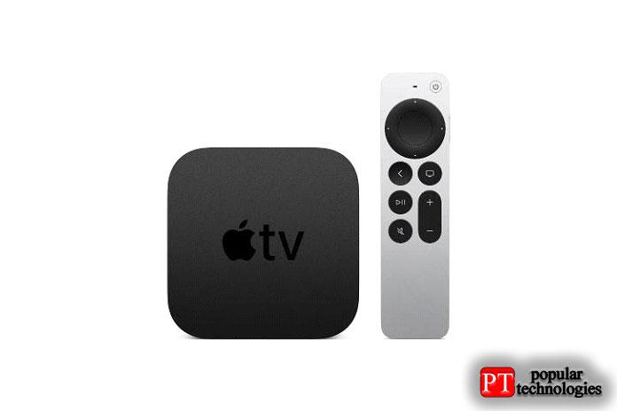 Новый пульт Siri также можно купить отдельно для существующих владельцев AppleTV