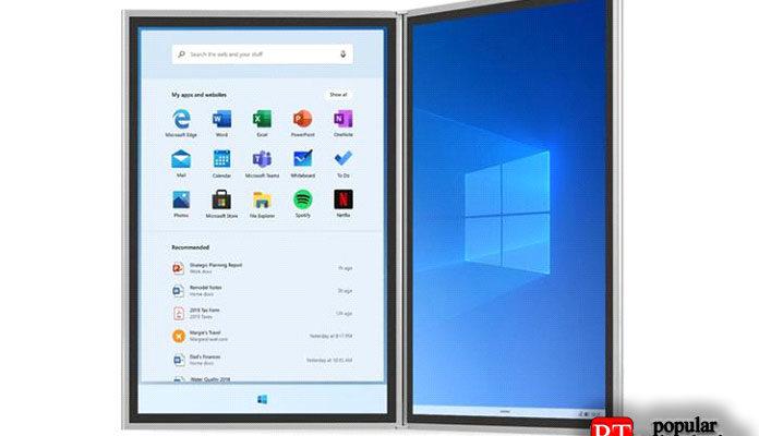 Оригинальные функции Windows 10X