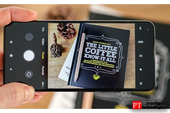 Программное обеспечение камеры Xiaomi