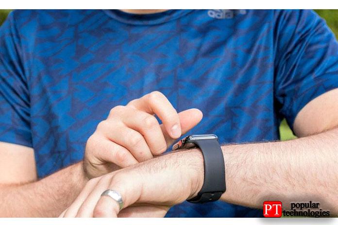 Разблокируйте iPhone при ношении маски спомощью Apple Watch