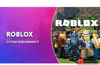 Системные требования Roblox