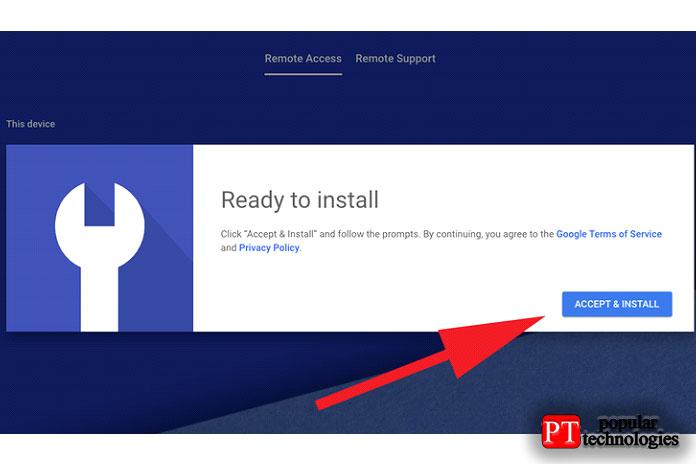 Скорее всего, выувидите другое окно сИнтернет-магазином Chrome