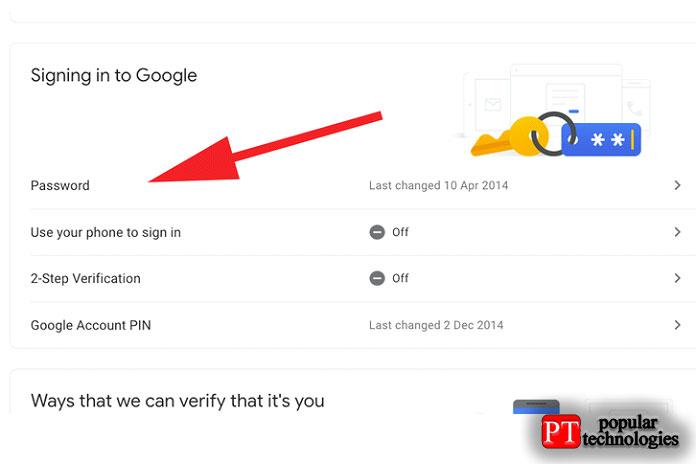 Теперь просто следуйте инструкциям, ивысможете создать новый пароль
