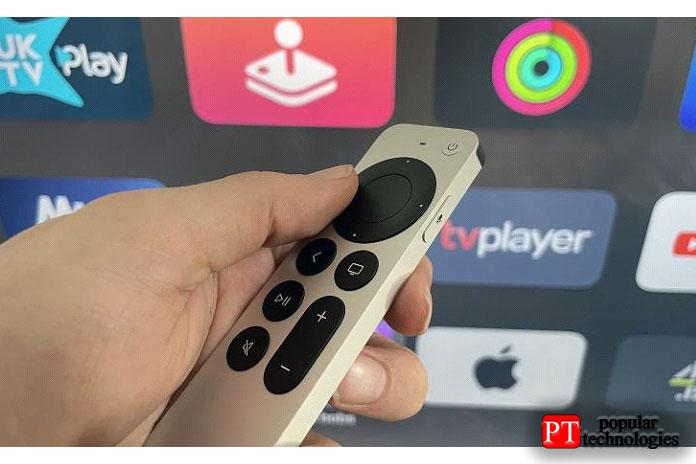 Видители, Apple внедрила новые функции вtvOS