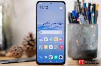Xiaomi Poco F3 обзор