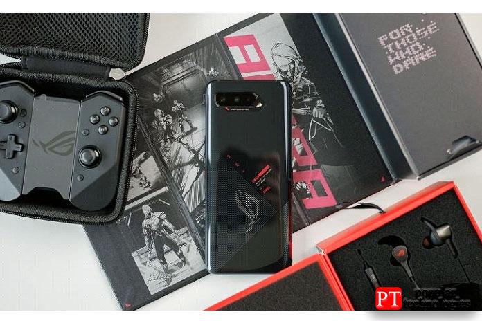 Asus ROG Phone 5— лучший для игр 5G