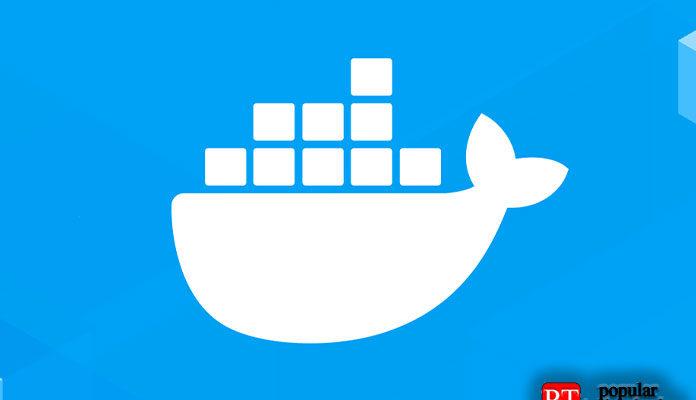 Что делает точка входа Docker