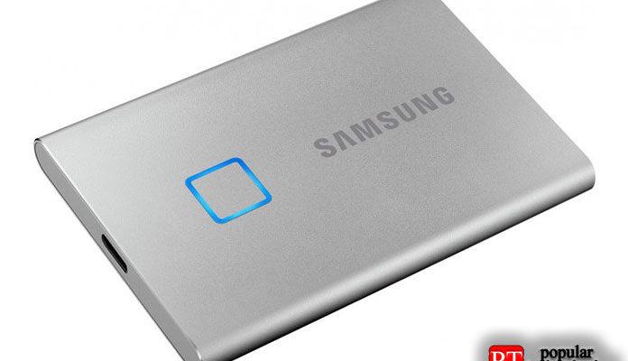 Что такое SSD T7