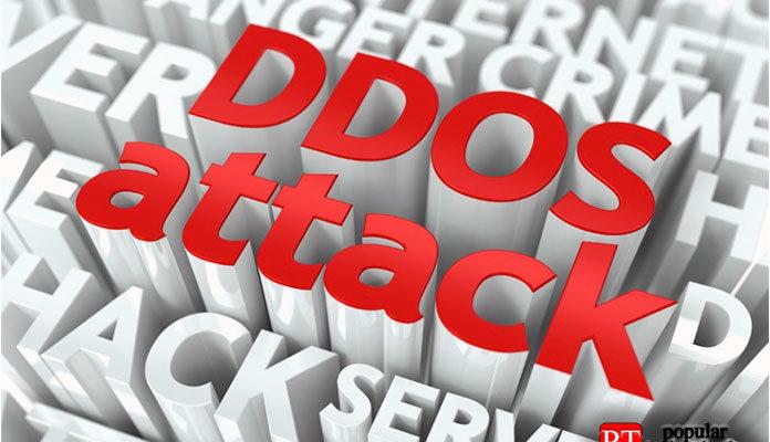 DDoS атака