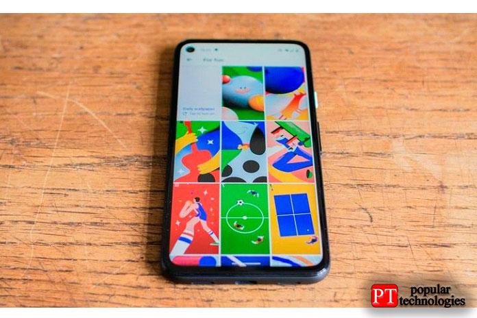 Google Pixel 4a— Лучшая камера