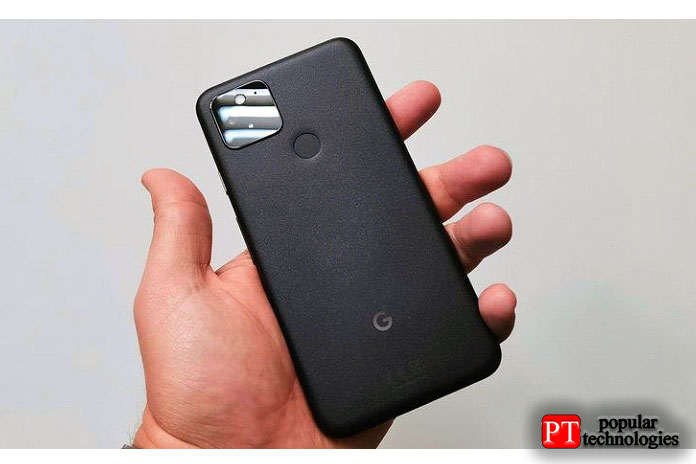 Google Pixel 5— самый компактный