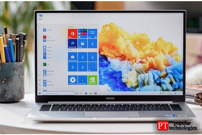 Honor MagicBook Pro— лучший бюджетный большой экран