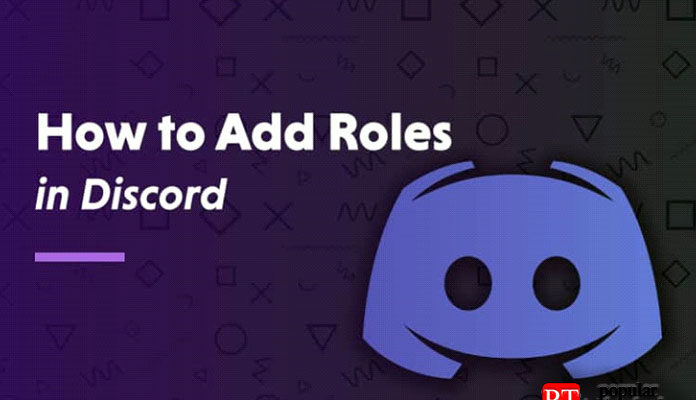 Как добавить роль в Discord