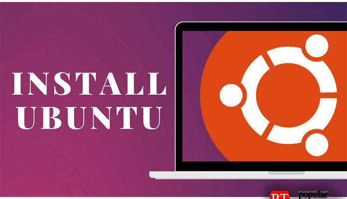 Как установить Ubuntu на внешний жесткий диск