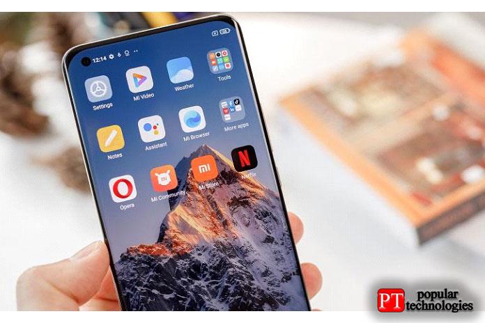 MIUI— далеко немой любимый скин для Android
