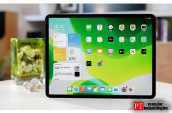 Обзор Apple iPad Pro 2021 (12,9 дюйма, M1)