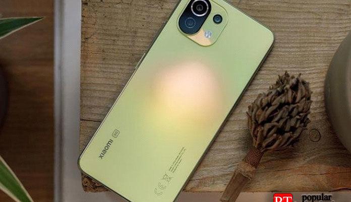 Обзор Xiaomi Mi 11 Lite 5G