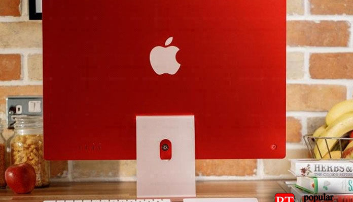 Обзор iMac 2021 (M1)