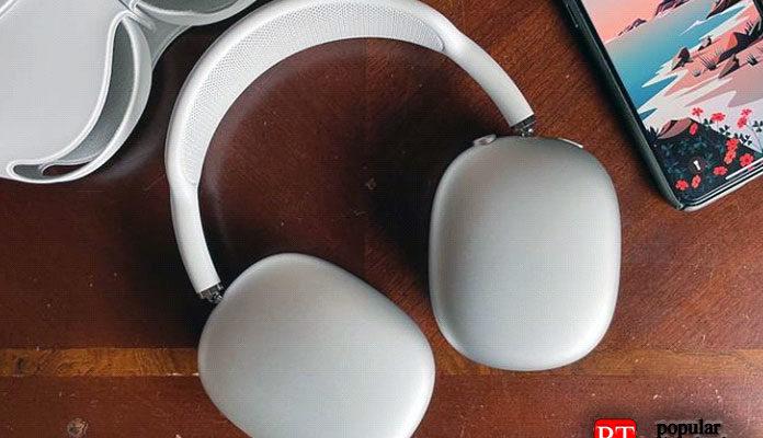 Обзор накладных наушников Apple AirPods Max
