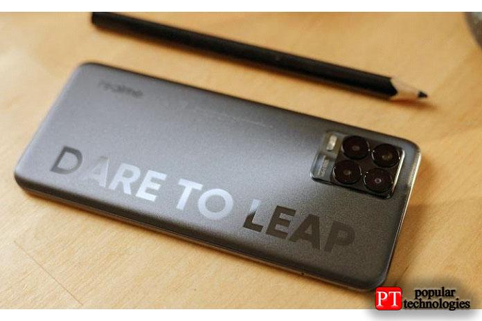 Realme8 Pro— Лучшее для аккумулятора