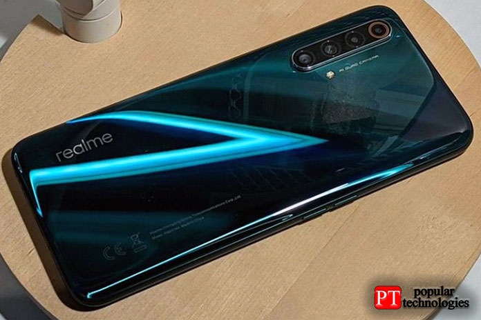 Realme X50 5G— лучшее для дешевого 5G