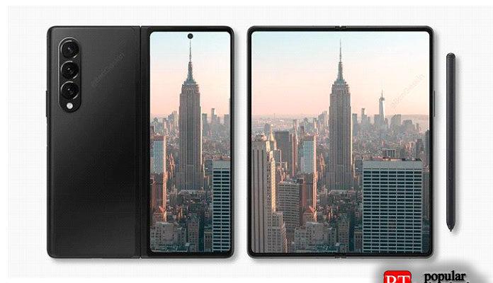 Samsung Galaxy Z Fold 3 следующий складной флагман Samsung