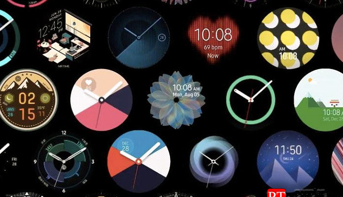 Samsung One UI Watch появится на новых Galaxy Watch
