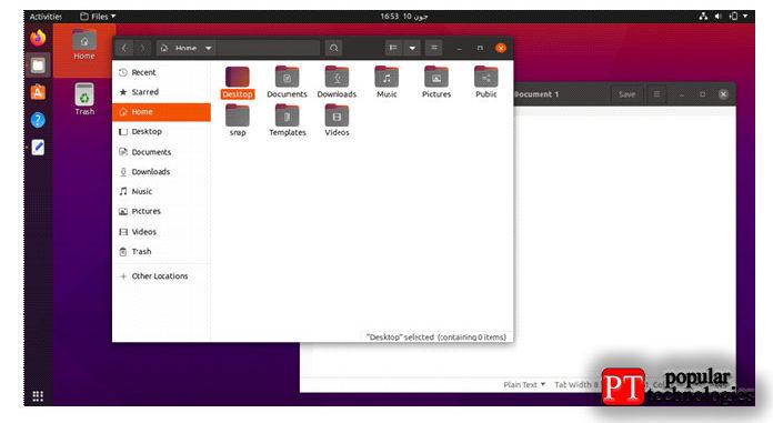 Теперь давайте рассмотрим разницу между Linux