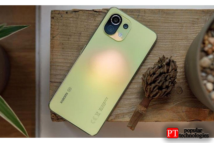 Xiaomi Mi11 Lite 5G— самый тонкий телефон 5G