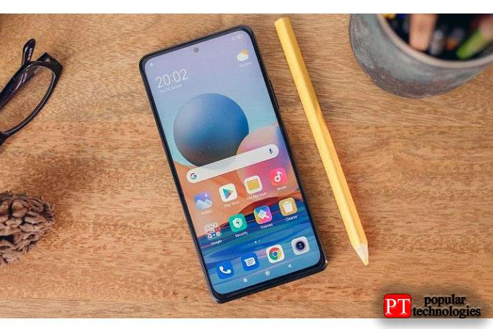 Xiaomi Redmi Note10 Pro— лучший бюджетный вариант