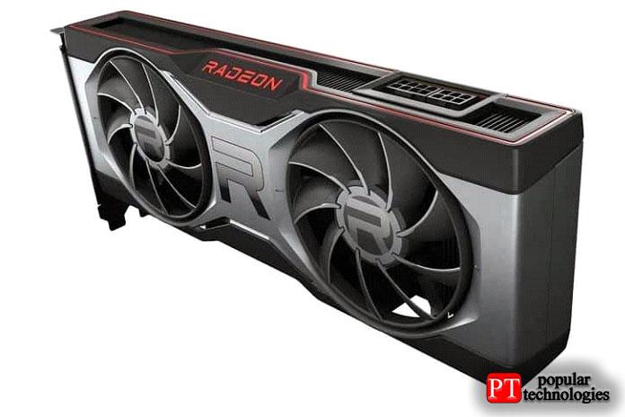 AMD Radeon RX 6700 XT Reference Model