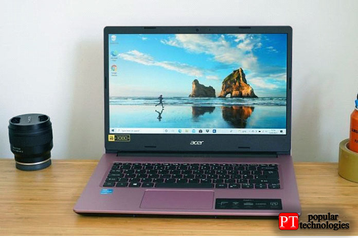 Acer Aspire 1— дешево ивесело