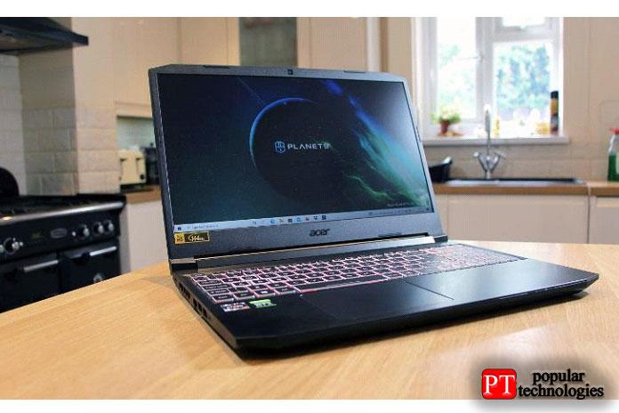 Acer Nitro5 (AN515)— Лучшая производительность