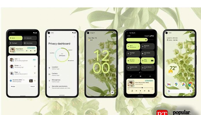 Android 12 все, что вам нужно знать
