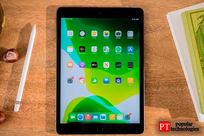 Apple iPad 10,2 дюйма (2020г.)