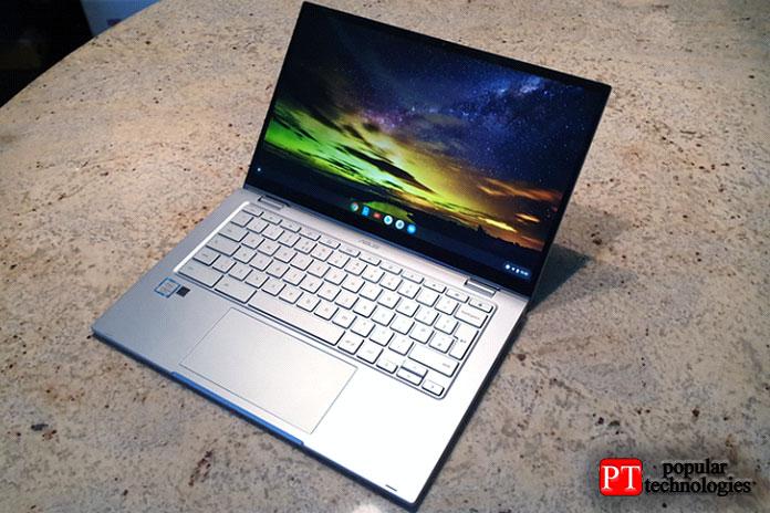 Asus Chromebook C433TA— лучший Chromebook
