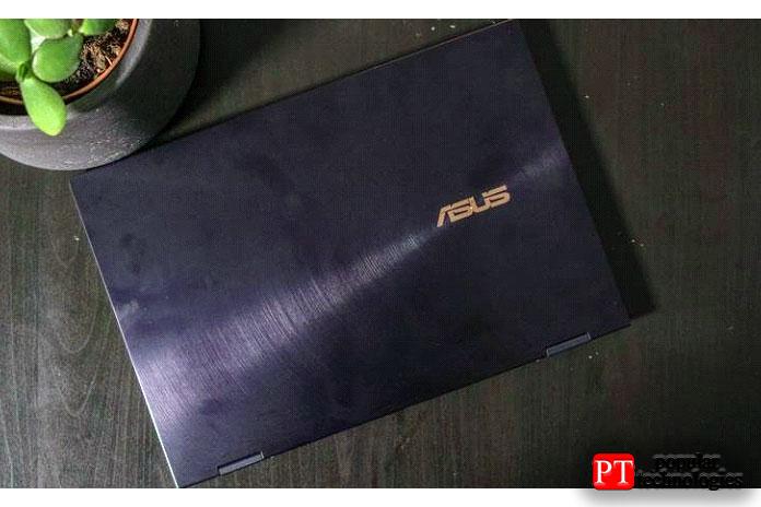 Asus ZenBook Flip SUX371— лучший трансформируемый 4K
