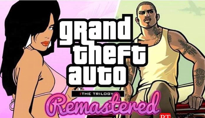Дата выхода трилогии GTA Remastered