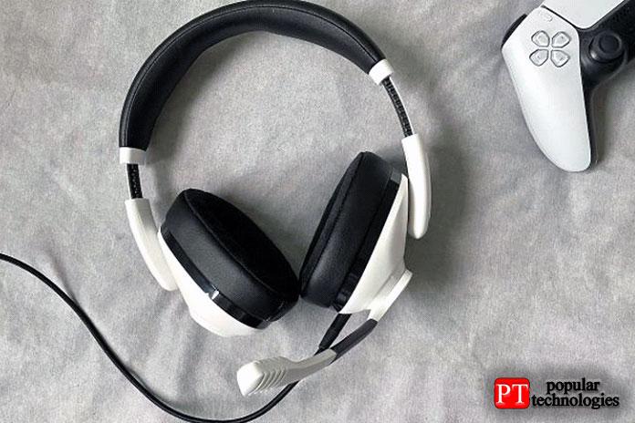 EPOS H3 — Отлично подходит для пространственного звука