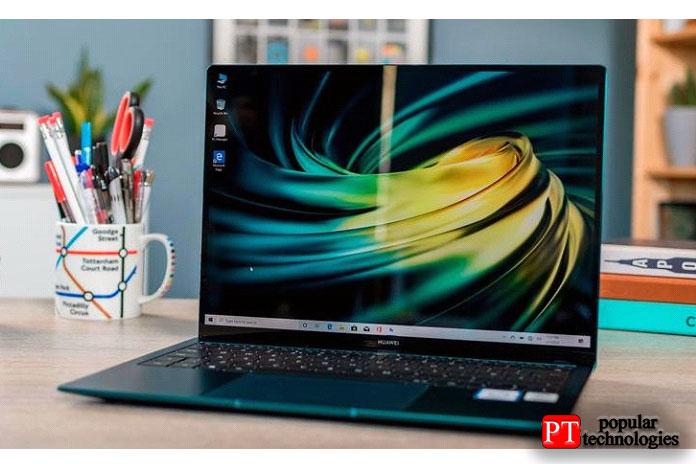 Huawei MateBook XPro (2020)— Лучшая роскошь