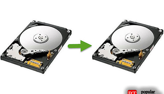 Как клонировать жесткий диск в Linux