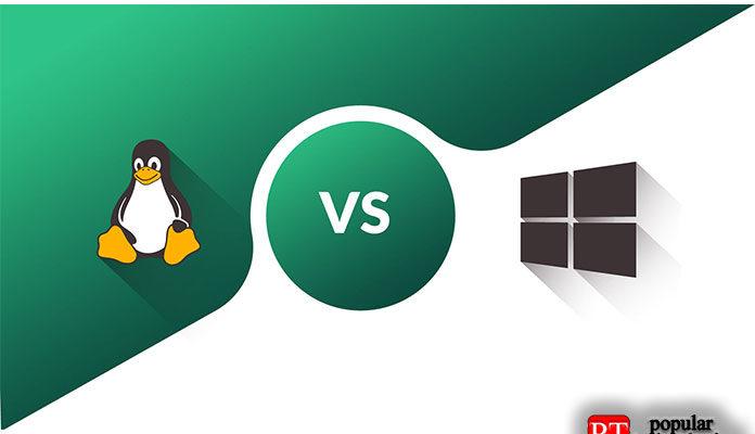 Как перейти с Windows на Linux