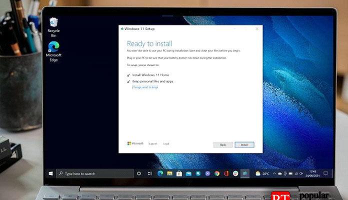 Как установить Windows 11 с USB