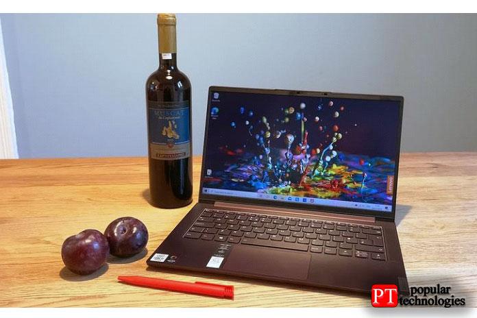 Lenovo Yoga Slim 7— лучший вариант для потоковой передачи