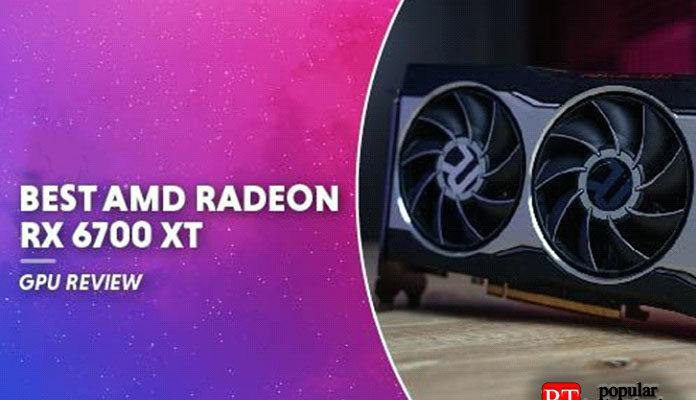 Лучшая видеокарта RX 6700 XT в 2021 году