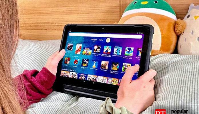 Лучшие детские планшеты 2021 года