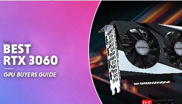 Лучшие видеокарты Geforce RTX 3060 в 2021 году